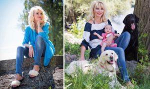 fejős éva interjú anyaság kései anyaság igenanya